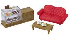 Sylvanian Families Calico Critters Town Series Chocolate Lounge