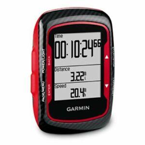 Garmin Edge 500 GPS cycle computer with Cadence Sensor