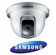 F5B Samsung SCD-1080 CCTV DOME CAMERA Analogue 600TVL 2.8~10mm Varifocal Lens