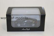 FrontiArt HO 07 Aston Martin One 77 schwarz  1:87 H0 NEU in OVP limitiert
