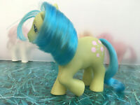 My Little Pony G1 Tootsie Vintage Toy Hasbro 1984 Collectibles MLP EXC A