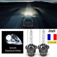 2x 55W D2S Ampoule HID Blanc Pur Xenon Aluminium Phare Cob Voiture 6000K Kit