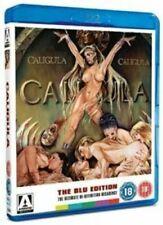 Caligula Blu-ray 1979 UK IMPORT Special Edition Tinto Brass Region a B C