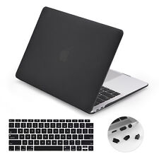 LENTION New MacBook Air 13 A1932 Matte Hard Shell Protective Case Keyboard Cover