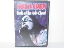"*****DVD-MARILYN MANSON""BIRTH OF THE ANTI-CHRIST""-2004*****"