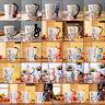 Novelty Music Guitar Ceramic Cup Milk Mug Coffee Tea Cup Home Office Gift NEW