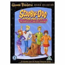 Scooby-Doo Seasons 1 to 2 DVD NEW dvd (1000086577)