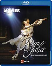 Romeo & Juliet [Blu-ray], New DVDs
