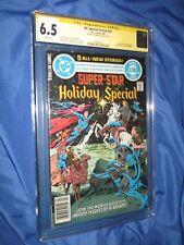 DC SPECIAL SERIES #21 CGC 6.5 SS Signed by Frank Miller~1st Batman Art by Miller Comic Art