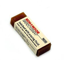 KOH-I-NOOR Rapidograph, Imbided Eraser 9600 Box of 18. Made in W. Germany