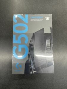 Logitech G502 Lightspeed Wireless Gaming Mouse Black