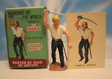 MARX WARRIORS OF THE WORLD WAR 1812 PLAYSET SAILOR JOSHUA MARCY 60MM TOY SOLDIER