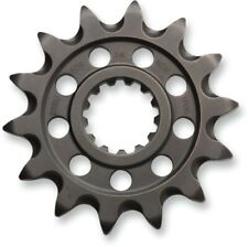 Renthal 15T Steel Front Sprocket for Kawasaki 2008-14 KFX 450R 302-520-15GP