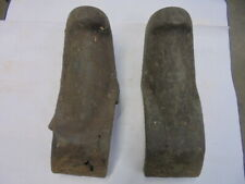 1955-1959 Chevrolet 3100 Truck Front Bumper Guards Cores Only Rat Rod Used 1957.