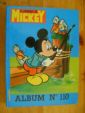 Journal de Mickey - Album reliure n° 110