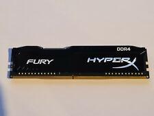 HyperX FURY 8GB (1x8GB) 3200MHz DDR4 Memory HX432C18FB2