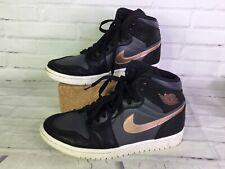 Nike Air Jordan 1 Mens Size 9 Retro High Bronze Medal 332550 016 Shoe Sneakers