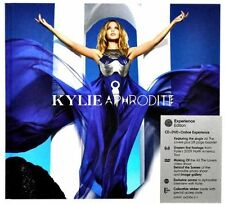 Kylie Minogue - Aphrodite  De Luxe Edition cd + dvd  New in seal.