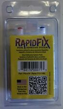 Rapid fix dual adhesive system kit 25mL Two Bottles