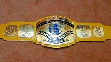 WWF Intercontinental Heavyweight Wrestling Championship Replica Belt Adult size.
