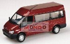 Ford Transit 2000 Bus Red Metallic Minichamps 430089400 1:43 Model MMC