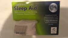 HERBAL STORE SLEEP AID TABLETS  nutural herb extracts,