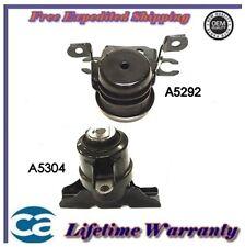 Engine Motor & Trans Mount Set 2PCS 5304 5292  Mazda Tribute 2.0/3.0L 01-04*