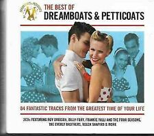 Various Artists-The Best Of Dreamboats & Petticoats 3 CD SET CD