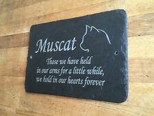 Bespoke Pet memorial Grave Marker - Hand Made to Order Add Message 1st 4 Signs