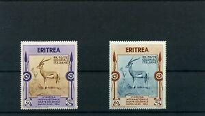 Briefmarken Italienisch-Eritrea 1934 */** (2)