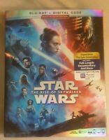 NEW Star Wars: Rise of Skywalker (Blu-Ray & Digital 2020) w/DOCUMENTARY & MORE