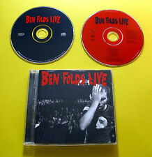"2 CDs "" BEN FOLDS - LIVE "" 17 SONGS (PHILOSOPHY)"