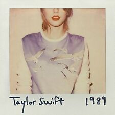 Taylor Swift - 1989 Album CD and but Case Split