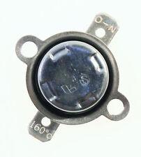 Bimetallschalter Schliesser 160°  Temperaturschalter Thermoschalter  6 12 24 240