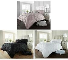 Unbranded Cotton Blend Solid Bedding Sets & Duvet Covers
