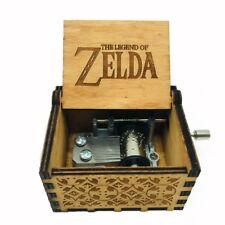The Legend of Zelda Wooden Music Antique Box