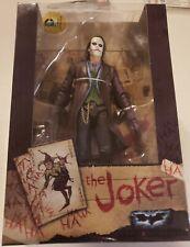 "THE JOKER Batman The Dark Knight Action Figure 7"" NECA New Free Ship"