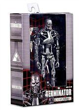 "NECA Classic Terminator Scale Endoskeleton in Window Box Action Figure 7"""