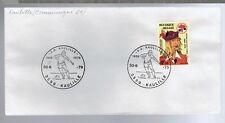 1979 - Belgique -Lettre 1°Jour -Till L'espiegle- FC -Timbre Obl.Kaulille-Yt.1918
