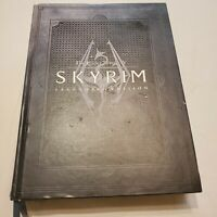 The Elder Scrolls V Skyrim Legendary Edition Hardcover Strategy Guide