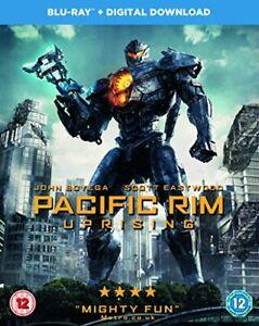 Pacific Rim Uprising (Blu-Ray Plus Digital Download) [2018] [Region Free] [DVD]