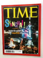 """TIME"" Asia edition  SEPTEMBER 27, 2004  SHANGHAI !"