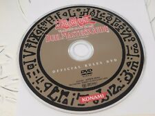 Yu-Gi-Oh Duel Masters Guide DVD Disc Only Free Shipping