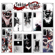 Tokyo Ghoul Kaneki Anime caso para Samsung Galaxy A10 A40 S10 S20 A41 A51 A21s