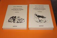 (21) 2 volumes STEINLEN L'oeuvre de guerre 1914 à 1920 / J.Christophe/ Aléas