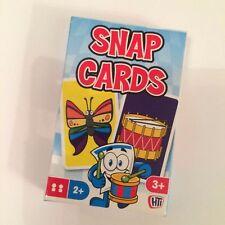 Snap Card Game-Jeux traditionnels pour enfants-NEUF-Vendeur Britannique g100