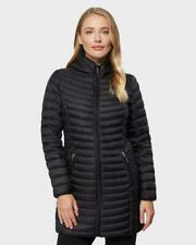 32 Degrees Packable Hooded Down Puffer Coat Black , Created for Macy's size 8-10