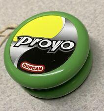 PROYO Green Duncan Yoyo