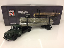 WILLEME LD 610 T fordier NOREV 879996 Incluye troncos