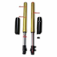 UPSIDE DOWN Front Fork Shock Suspension for 50cc 110 125cc Dirt Bike SDG SSR